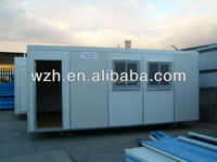 container home steel prefab Container house with CE,CSA&AS certificate