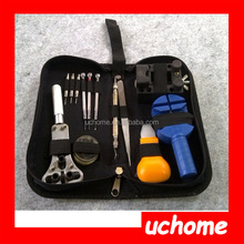 UCHOME 13 Pcs Watch Tool,Portable Watch Repair Tool,watch repair tool kit for sale