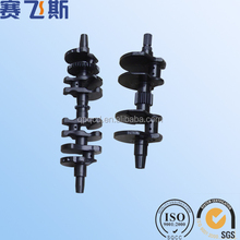 QPQ salt bath nitriding motorcycle crankshaft with PPAP certificated
