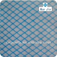 diamond chemically bonded wipe in blue