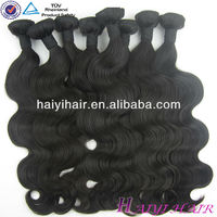 Factory Wholesale Unprocessed Hair fashion synthetic hair weaving
