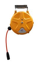 Wall-Mounted Retractable Water Hose Reel, Auto Rewind Garden Hose Reel