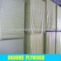 industrial okoume wood glue applicator