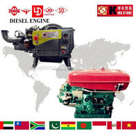 high quality ZS1115 single cylinder diesel engine water cooled