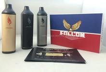 Newest dry herb and wax vaporizer most popular vaporizer falcon vaporizer mod