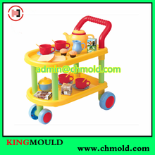 baby care-children shopping cart &trolley plastic parts injection mold