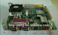 fanless mini-itx motherboard PCM5-CLE266, intel C3(1~1.2G) CPU / 1 G DDR1 / 16G SSD