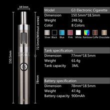 Large Capacity Dual-Charging Best E Cigarette