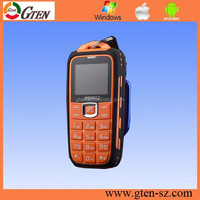 Factory mobile phone ML18 Long standby8800mah military rugged phone dual sim bluetooth camera russian keyboard