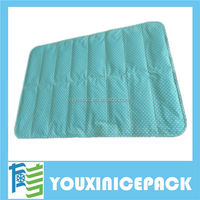 Self-Cooling Gel Bed Cooler Mat For Dogs Cats Pets