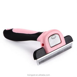 dog grooming brush private label