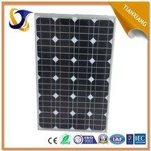 2015 energy saving high quality IP65 250W flexible solar panel