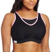 Women's No Bounce Full Support Sport Bra breast fitted bra