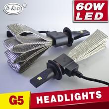 Best price G5 60w h4 led light led headlight led car headlight