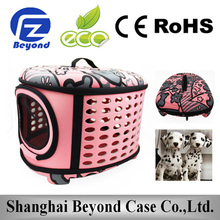 Alibaba wholesale plastic kennel, collapsible dog kennel
