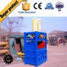 Automatic mini scrap metal baler machine