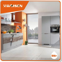 Hot selling factory directly purple kitchen cabinet china factory