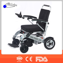 Melebu quick folding health suport electric wheelchair Power Wheelchair battery
