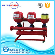 Filtrascale FC4AK3 automatic grey water recycling filter systems