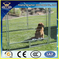 galvanized portable temporary fencing for dogs