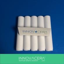 96% Al2o3 /Alumina Ceramic Insulation tube For Spray Drying / INNOVACERA