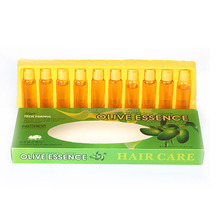 New arrival brazilian olive essence oil products smoothing hair serum