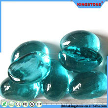 Factory price chip size pebble stone,natural decorative garden pebble,unpolished pebble