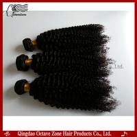 Most Popular High Quality Virgin Human Hair Brazilian Tight Curly Hair