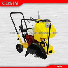 Cosin CQF14 concrete cutter floor cutting machine,asphalt cutting saw,diamond concrete cutter