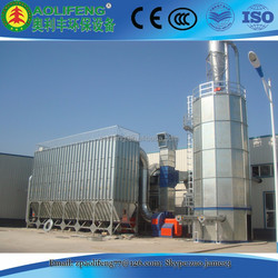 Easy Install Long Bag Pulse Dust Extraction