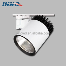 High power Commercial 2155 lumen LED track spotlighting lamp