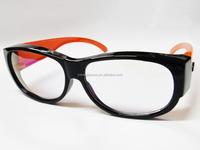 2015 new design fashion sunglasses insert cover reading / prescription glasses