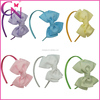 196 Colors Available Hairbands Wholesale Plastic Craft Headbands (CNHB-1310192)