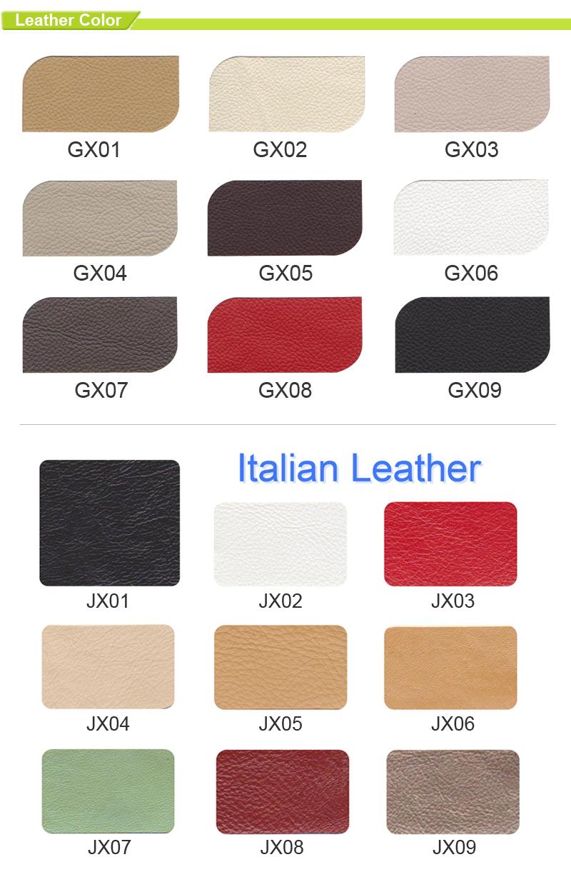 Haute qualit 1 1 3 si ges de bureau r ception canap s for Canape cuir haute qualite