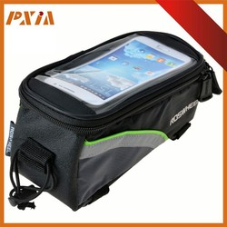 2015 Waterproof Bicycle Touch Screen Phone Case ,Bicycle Reflective Bag,Cycling Bike Seat Bag