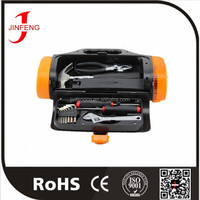 13PCS Car auto emergency tool kit with flashlight