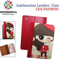 Sublimation Leather Flip Case for iPad mini