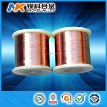 low resistance copper nickel cuni 8 heating wire