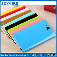 Colorful original back cover for Huawei honor 3c case, for honor 3c lite case cover