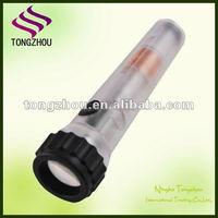 Induction Flashlight dynamo torch