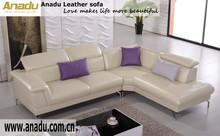 2015 Popular Home Furniture Leather Sofa