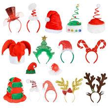 Christmas decoration with Christmas headband Christmas hairband