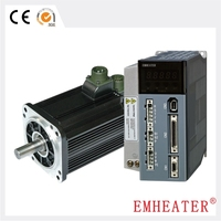 EMHEATER free match power cable and encoder cable 3-phase ac servo motor 220V