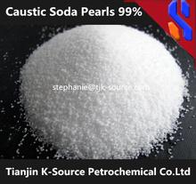Discounts Caustic Soda Pearls 99% Sodium Hydroxide Alkali Manufacturer Made in China