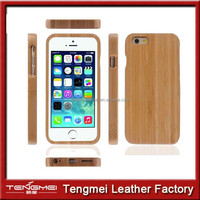natural wooden case for iphone 6 hot new products for 2015, art wood case for iphone 6