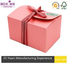 2015 New Design Popular Cheap Custom Chocolate Packaging Box