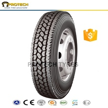 All Steel Radial tubeless driving truck tyre 516