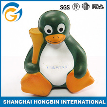Popular Penguin PU Foam Stress Ball Promotional Stress Ball