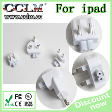 replacment charger head for apple ipad air for iphone 6 6 plus charger plug in UK EU US standard wall charger