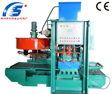 cement color roof tile(not clay roof tile) making machine from Golden Mountai